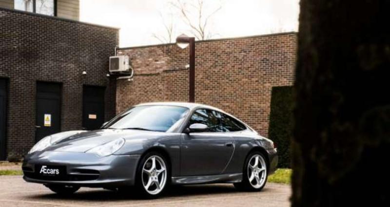 Porsche 911 CARRERA 2 - MANUAL - PDC - NAVI - AIRCO Gris occasion à IZEGEM - photo n°2