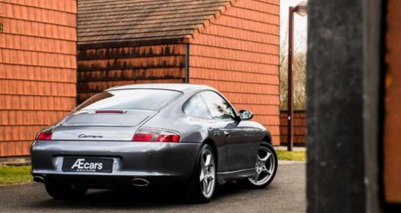 Porsche 911 CARRERA 2 - MANUAL - PDC - NAVI - AIRCO Gris occasion à IZEGEM