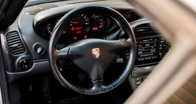 Porsche 911 CARRERA 2 - MANUAL - PDC - NAVI - AIRCO Gris occasion à IZEGEM - photo n°6
