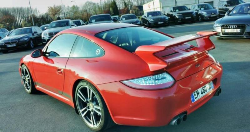 Porsche 911 CARRERA 3.8I COUPÉ PDK A Rouge occasion à Saint Amand Les Eaux - photo n°4