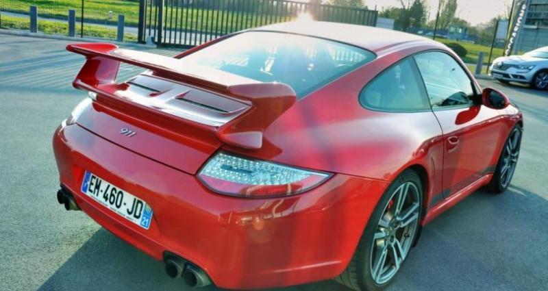 Porsche 911 CARRERA 3.8I COUPÉ PDK A Rouge occasion à Saint Amand Les Eaux - photo n°3