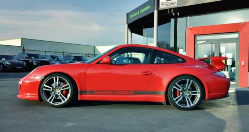Porsche 911 CARRERA 3.8I COUPÉ PDK A Rouge occasion à Saint Amand Les Eaux - photo n°2