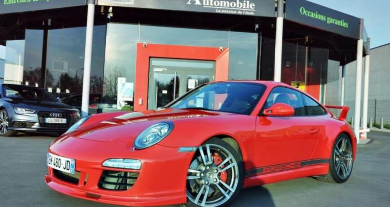 Porsche 911 CARRERA 3.8I COUPÉ PDK A Rouge occasion à Saint Amand Les Eaux