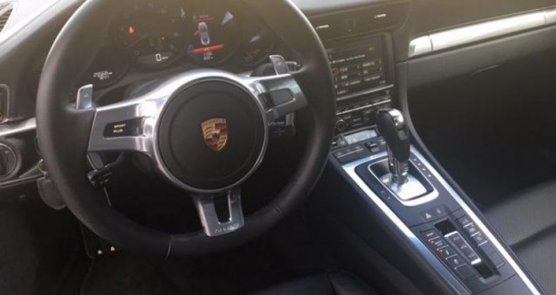 Porsche 911 Carrera 4 PDK 350CH 3,4L Noir occasion à DIJON - photo n°6