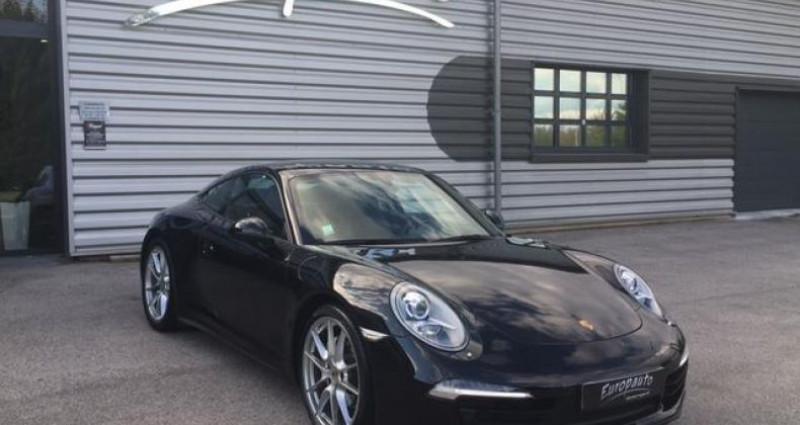 Porsche 911 Carrera 4 PDK 350CH 3,4L Noir occasion à DIJON
