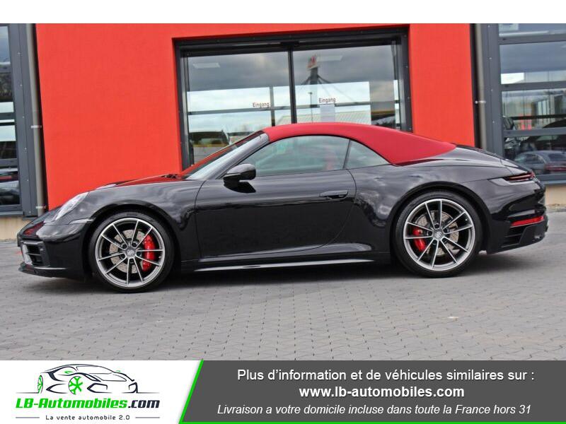 Porsche 911 Carrera 4S Coupé 3.0i 450 PDK / Noir occasion à Beaupuy - photo n°11