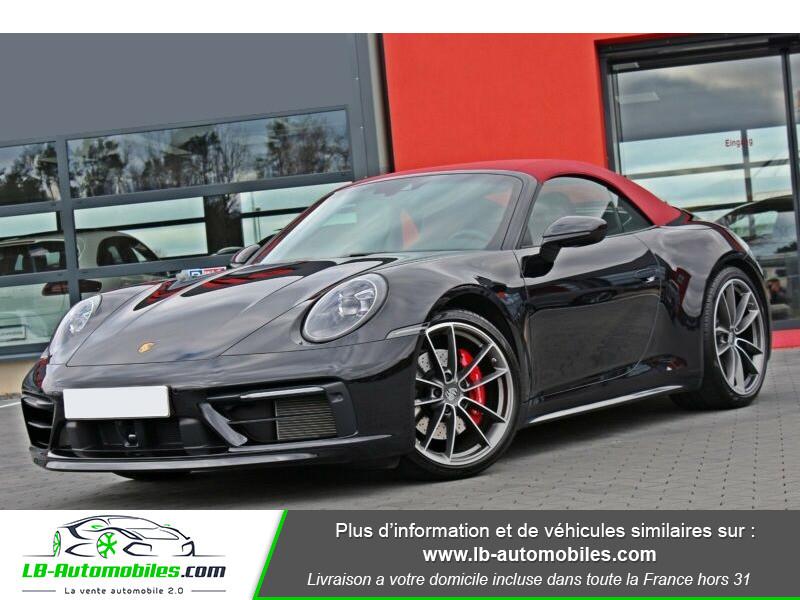Porsche 911 Carrera 4S Coupé 3.0i 450 PDK / Noir occasion à Beaupuy
