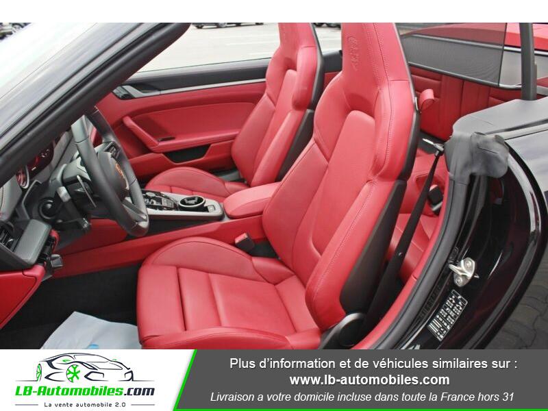 Porsche 911 Carrera 4S Coupé 3.0i 450 PDK / Noir occasion à Beaupuy - photo n°5