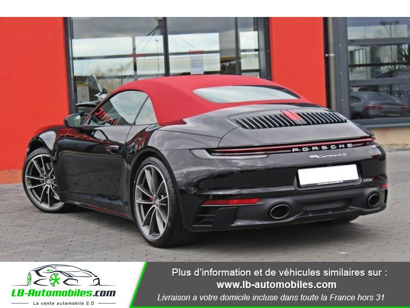 Porsche 911 Carrera 4S Coupé 3.0i 450 PDK / Noir occasion à Beaupuy - photo n°3