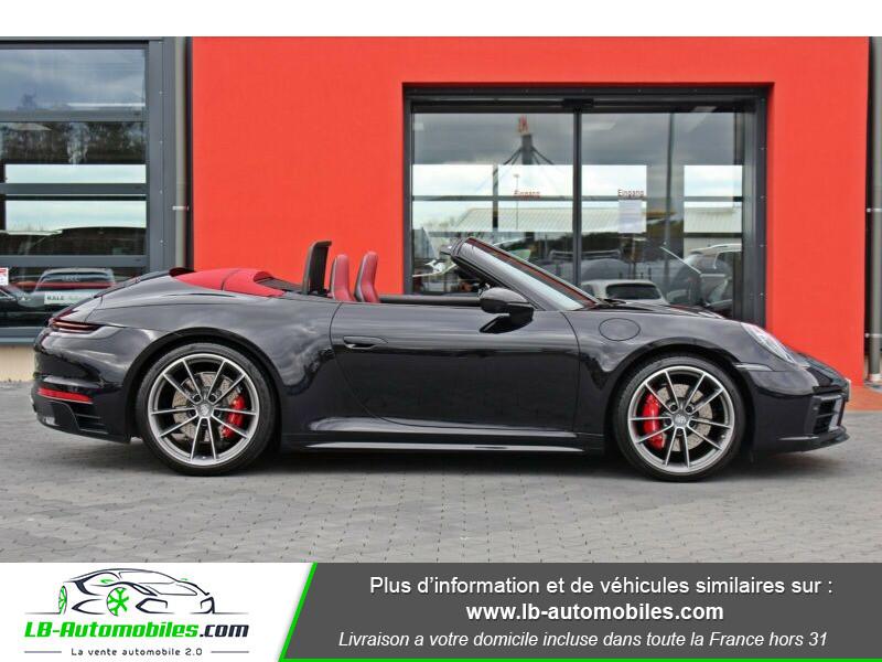 Porsche 911 Carrera 4S Coupé 3.0i 450 PDK / Noir occasion à Beaupuy - photo n°8