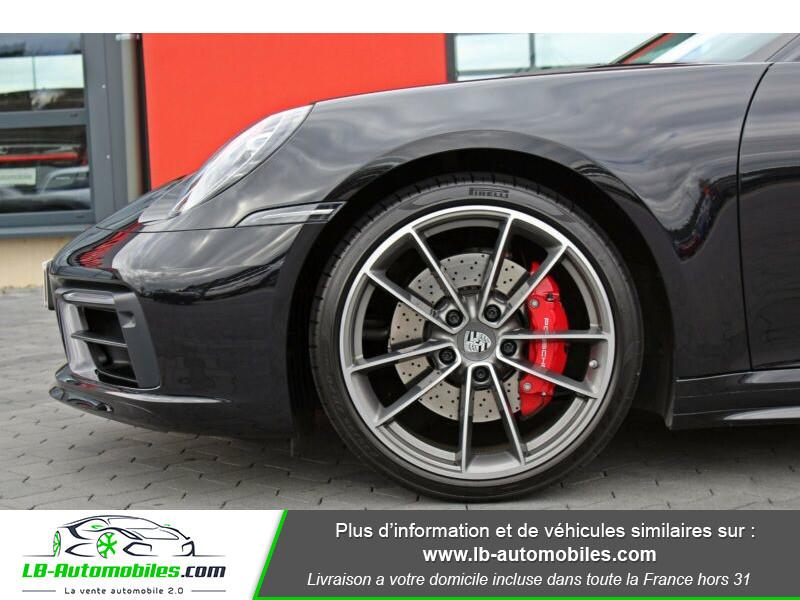 Porsche 911 Carrera 4S Coupé 3.0i 450 PDK / Noir occasion à Beaupuy - photo n°10