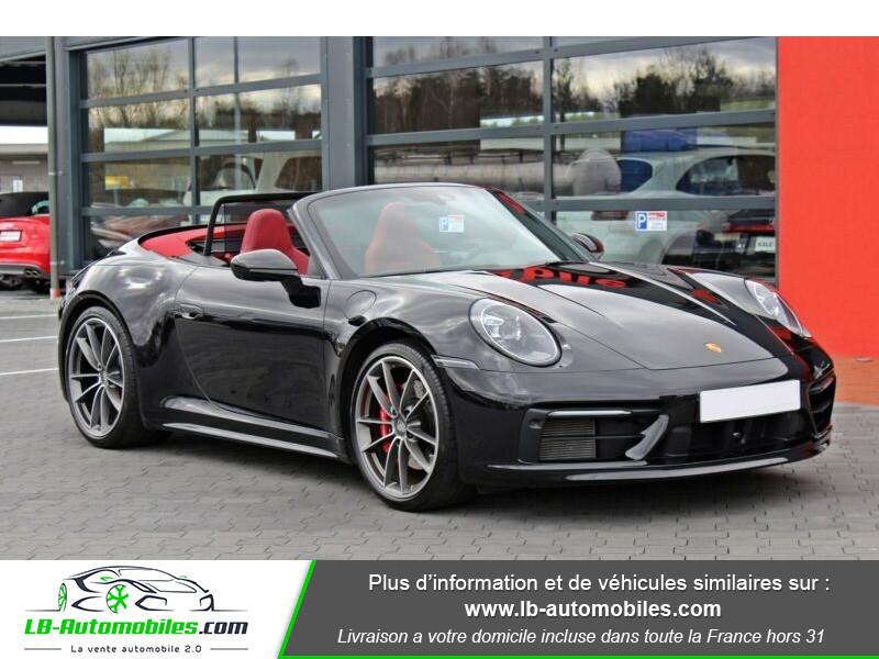 Porsche 911 Carrera 4S Coupé 3.0i 450 PDK / Noir occasion à Beaupuy - photo n°9