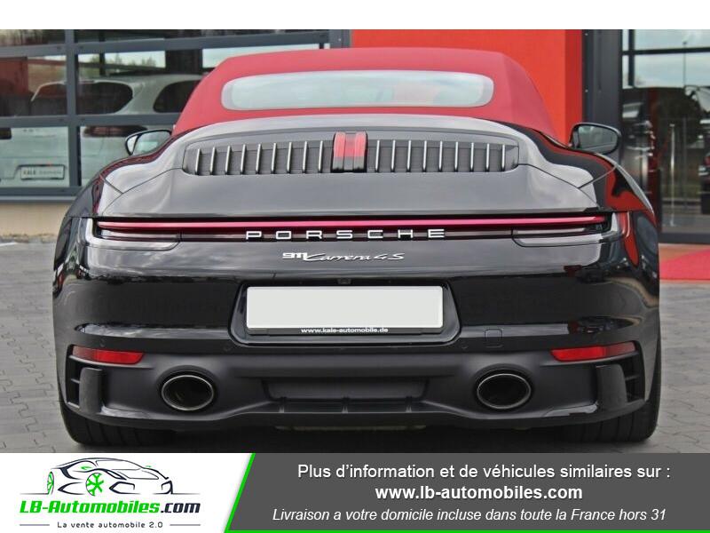 Porsche 911 Carrera 4S Coupé 3.0i 450 PDK / Noir occasion à Beaupuy - photo n°12