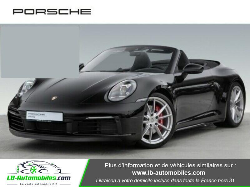 Porsche 911 Carrera 4S Coupé 3.0i 450 PDK Noir occasion à Beaupuy