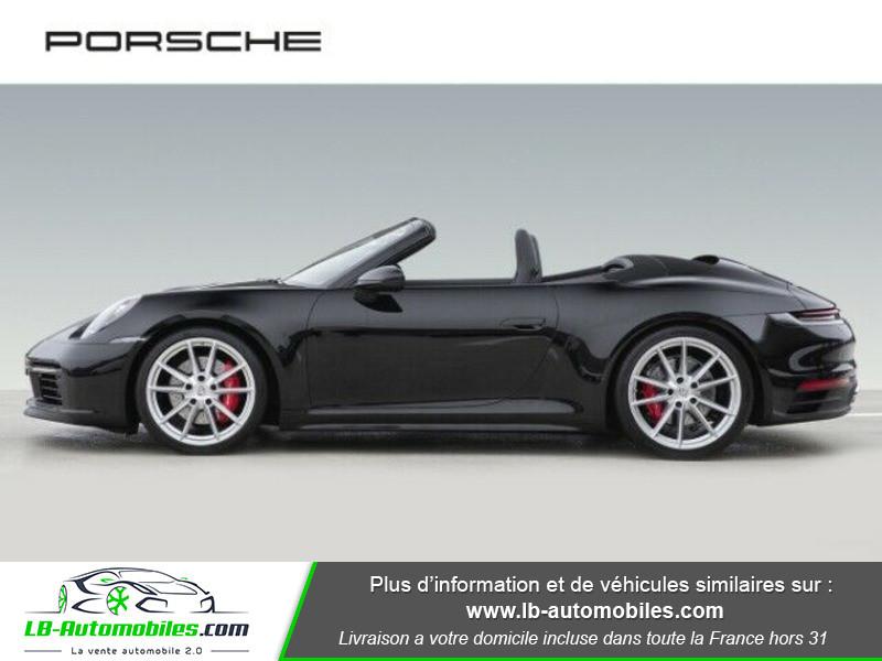 Porsche 911 Carrera 4S Coupé 3.0i 450 PDK Noir occasion à Beaupuy - photo n°12