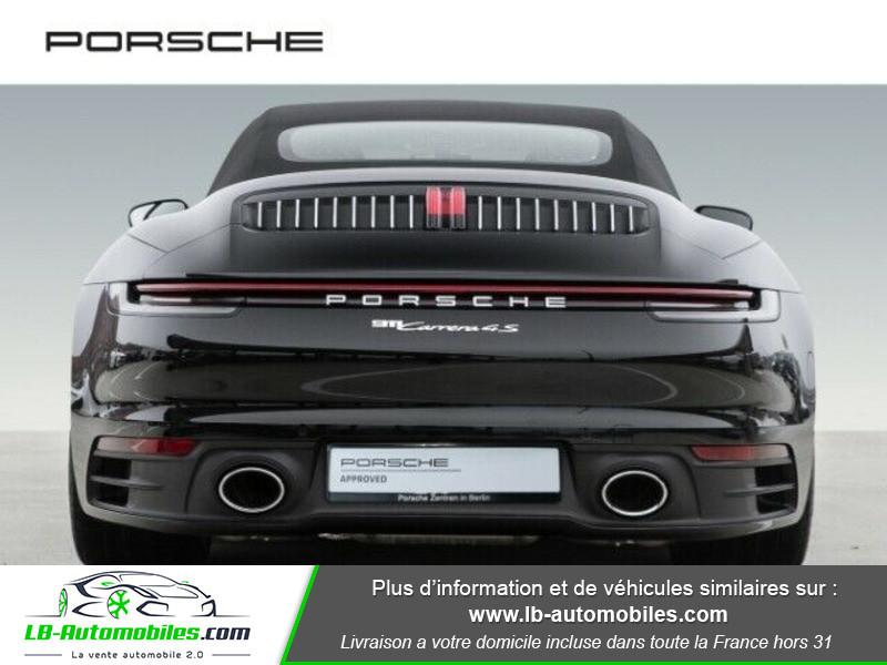 Porsche 911 Carrera 4S Coupé 3.0i 450 PDK Noir occasion à Beaupuy - photo n°13