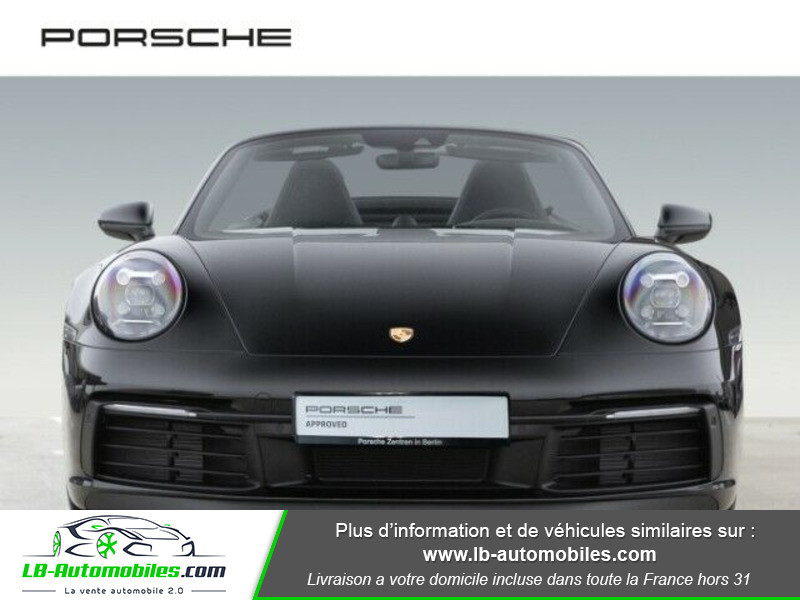 Porsche 911 Carrera 4S Coupé 3.0i 450 PDK Noir occasion à Beaupuy - photo n°10