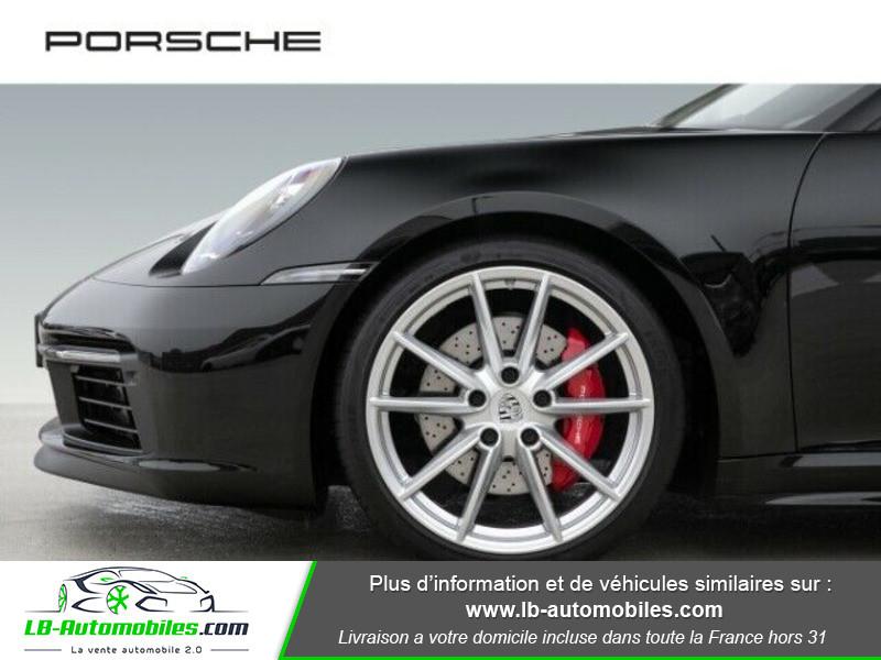 Porsche 911 Carrera 4S Coupé 3.0i 450 PDK Noir occasion à Beaupuy - photo n°11