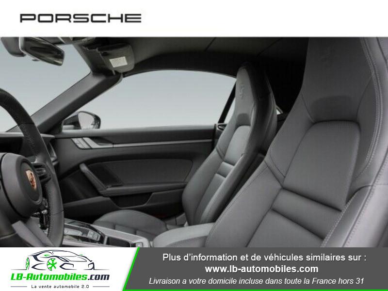 Porsche 911 Carrera 4S Coupé 3.0i 450 PDK Noir occasion à Beaupuy - photo n°4
