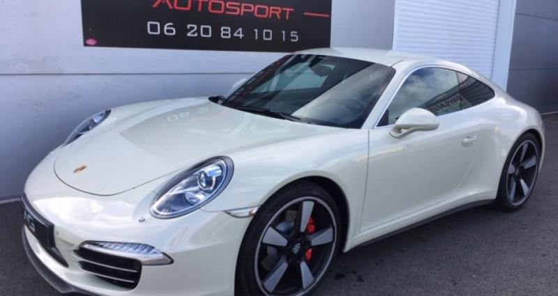 Porsche 911 Carrera S 400cv 50 ans 2014  occasion à CRAC'H - photo n°2