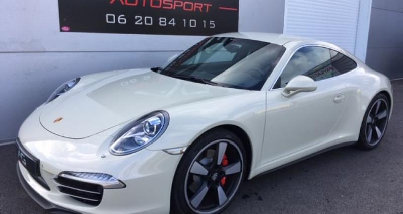 Porsche 911 Carrera S 400cv 50 ans 2014  occasion à CRAC'H