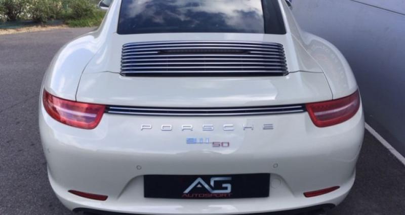 Porsche 911 Carrera S 400cv 50 ans 2014  occasion à CRAC'H - photo n°5