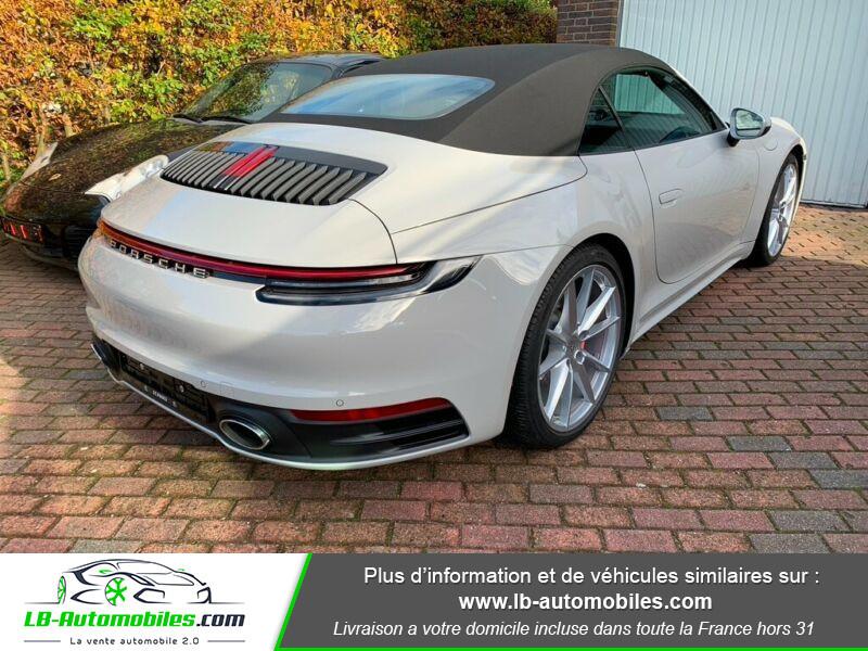 Porsche 911 Carrera S Cabriolet 3.0i 450 PDK  occasion à Beaupuy - photo n°3