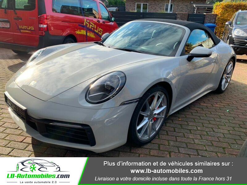 Porsche 911 Carrera S Cabriolet 3.0i 450 PDK  occasion à Beaupuy
