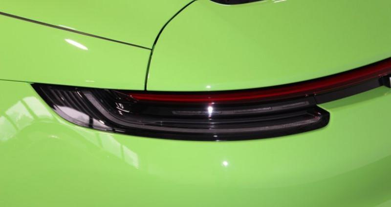 Porsche 911 Carrera S Cabriolet Vert occasion à Le Port Marly - photo n°5