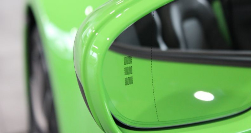 Porsche 911 Carrera S Cabriolet Vert occasion à Le Port Marly - photo n°7