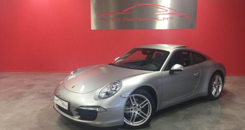 Porsche 911 CARRERA Gris occasion à SAINT ANDRE DE CORCY