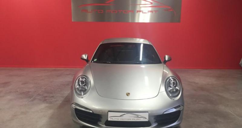 Porsche 911 CARRERA Gris occasion à SAINT ANDRE DE CORCY - photo n°2