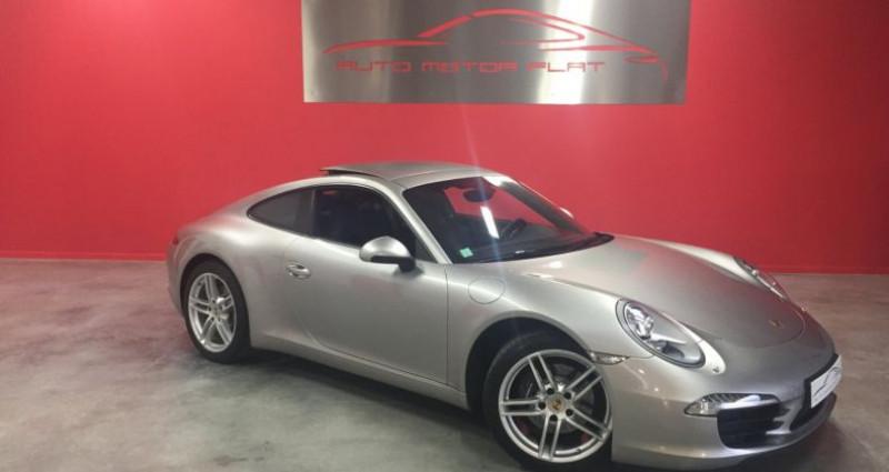 Porsche 911 CARRERA Gris occasion à SAINT ANDRE DE CORCY - photo n°3