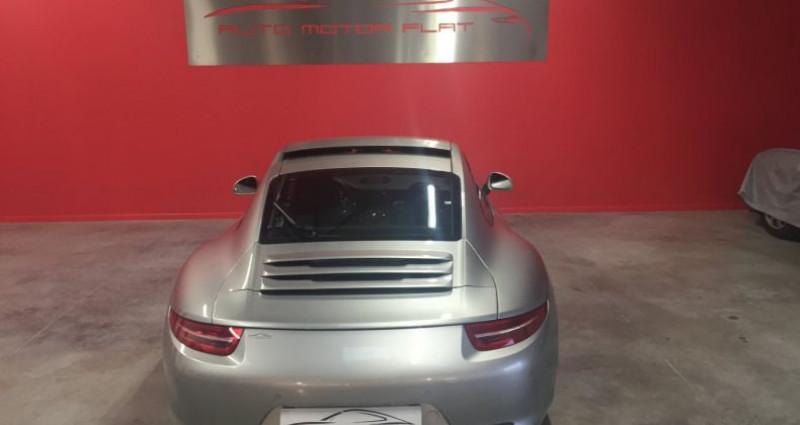 Porsche 911 CARRERA Gris occasion à SAINT ANDRE DE CORCY - photo n°4