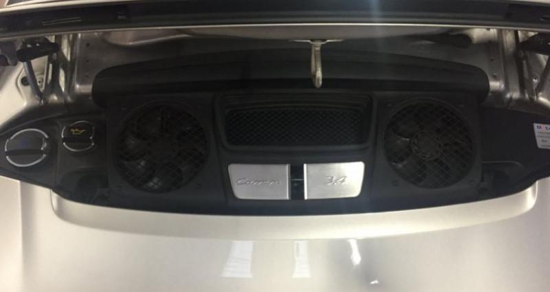 Porsche 911 CARRERA Gris occasion à SAINT ANDRE DE CORCY - photo n°5