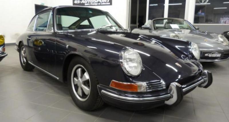 Porsche 911 COUPÉ 912 Gris occasion à Jouy-le-potier