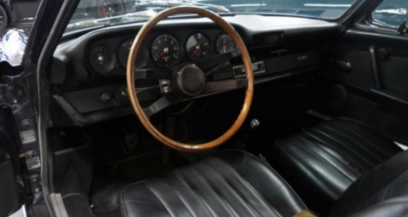 Porsche 911 COUPÉ 912 Gris occasion à Jouy-le-potier - photo n°4