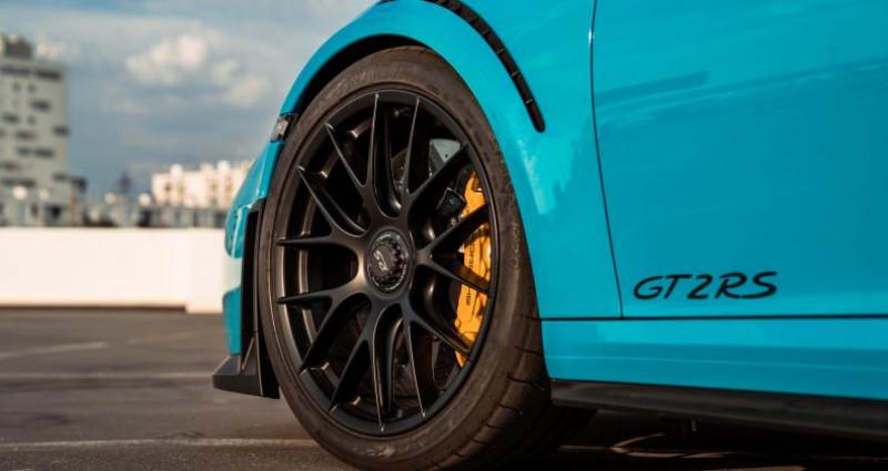 Porsche 911 GT2 RS Pack Weissach  occasion à Paris - photo n°2