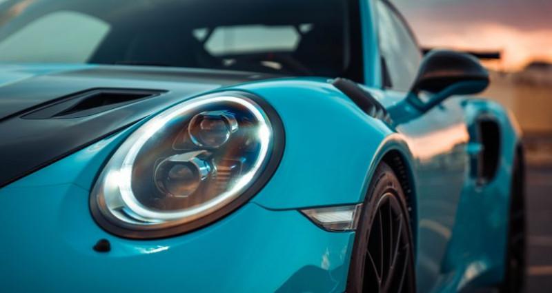 Porsche 911 GT2 RS Pack Weissach  occasion à Paris
