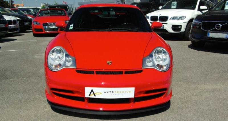 Porsche 911 GT3 3.6i GT3 Rouge occasion à SAINT MAXIMUM - photo n°2