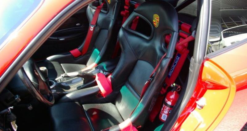Porsche 911 GT3 3.6i GT3 Rouge occasion à SAINT MAXIMUM - photo n°6