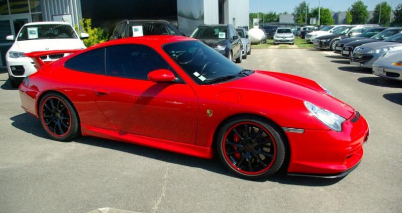 Porsche 911 GT3 3.6i GT3 Rouge occasion à SAINT MAXIMUM - photo n°5