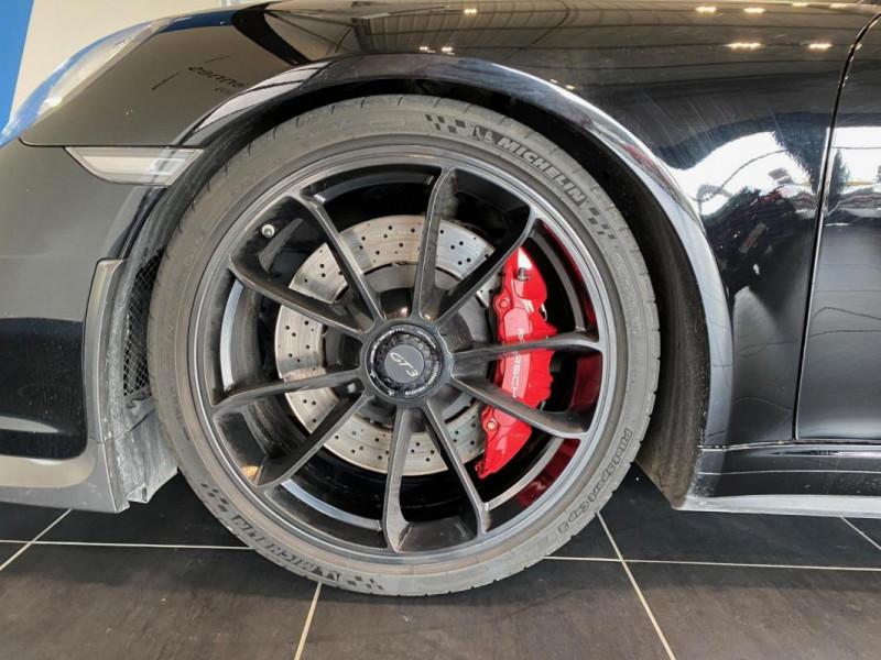 Porsche 911 GT3 3.8i PDK Noir occasion à SAINT-GREGOIRE - photo n°6