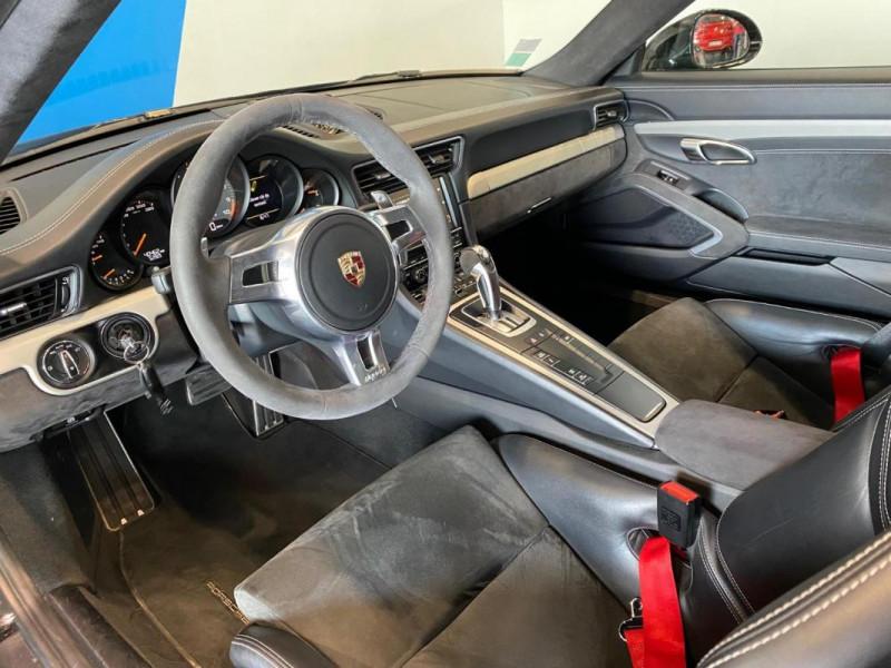 Porsche 911 GT3 3.8i PDK Noir occasion à SAINT-GREGOIRE - photo n°7