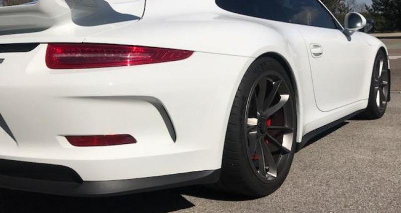Porsche 911 GT3 475CH PDK 3.8L Blanc occasion à DIJON - photo n°4
