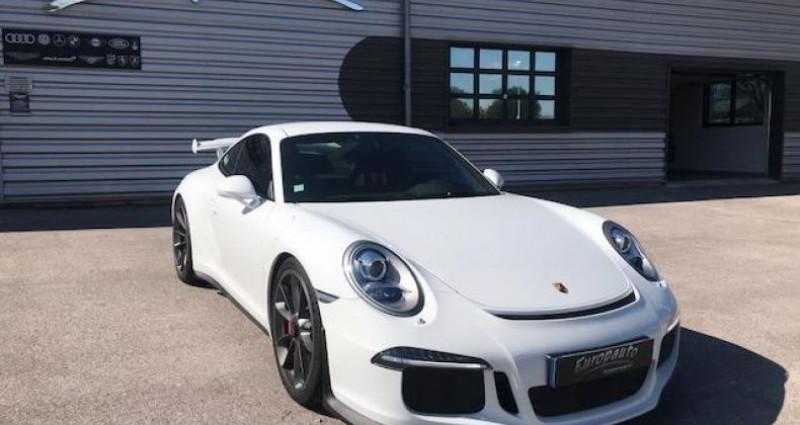 Porsche 911 GT3 475CH PDK 3.8L Blanc occasion à DIJON