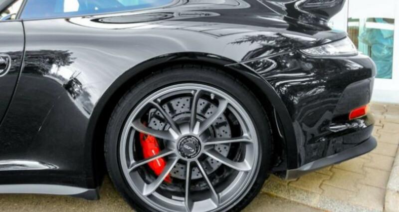 Porsche 911 GT3 -CLUBSPORTPAKKET 476 CV Noir occasion à Boulogne-Billancourt - photo n°7