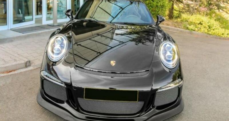 Porsche 911 GT3 -CLUBSPORTPAKKET 476 CV Noir occasion à Boulogne-Billancourt - photo n°6