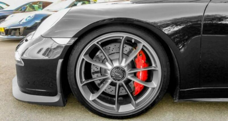 Porsche 911 GT3 -CLUBSPORTPAKKET 476 CV Noir occasion à Boulogne-Billancourt - photo n°5