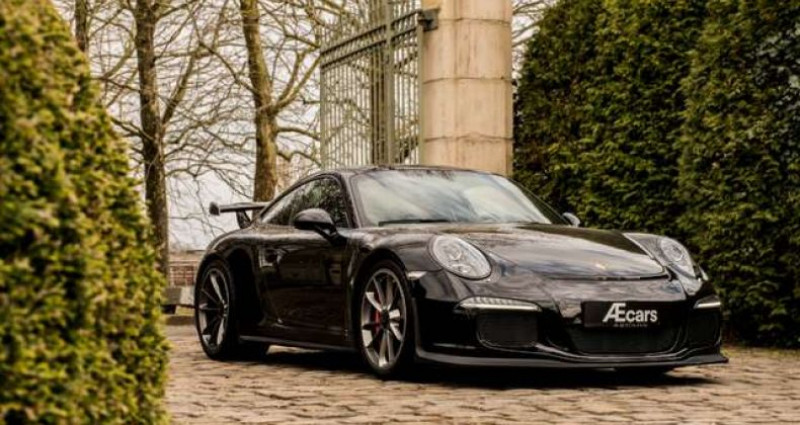 Porsche 911 GT3 - PDK - LIFT - BELGIAN CAR - 1 OWNER Noir occasion à IZEGEM - photo n°5
